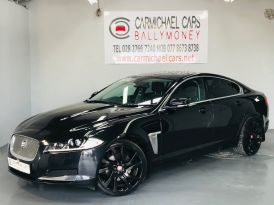 2012 JAGUAR XF 2.2 TD Luxury Diesel Automatic 99K,FULL LEATHER,GREAT HISTORY – Carmichael Cars Ballymoney