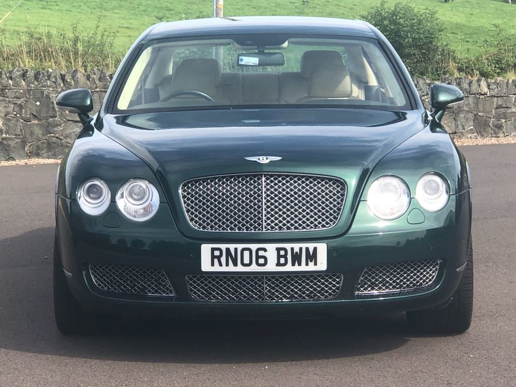 2006 Bentley Flying Spur 6.0 W12 MATIC 551bhp Petrol Other  – Fast Lane Motors NI Ballynahinch full