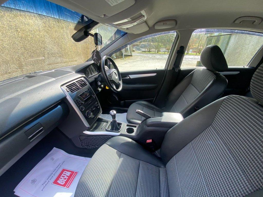 2006 Mercedes-Benz B Class B-CLASS 2.0 B180 CDI SE Diesel Manual  – Fast Lane Motors NI Ballynahinch full