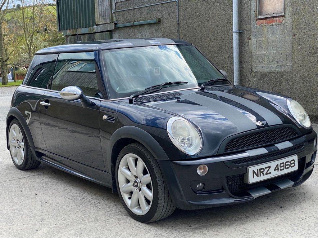 2006 MINI HATCH ONE 1.6 ONE SEVEN Petrol Manual  – Fast Lane Motors NI Ballynahinch