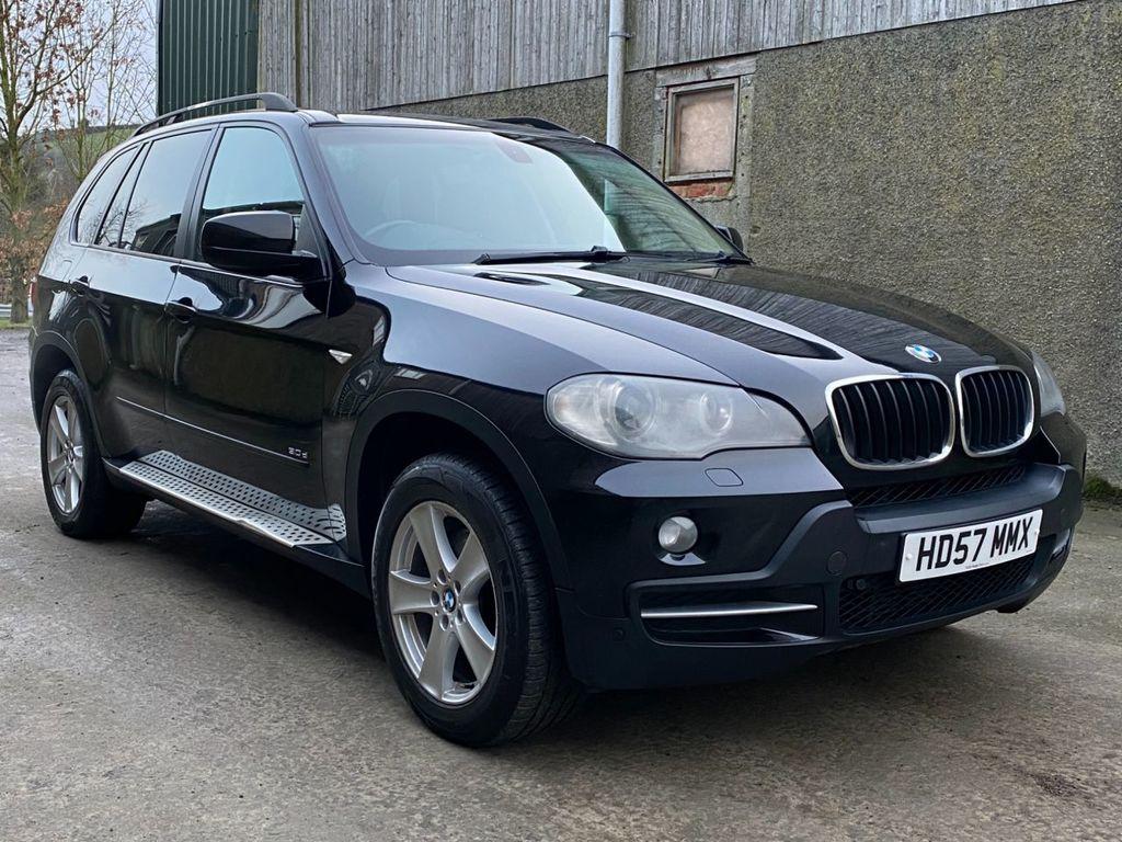 2007 BMW X5 3.0 D SE 7STR Diesel Automatic  – Fast Lane Motors NI Ballynahinch