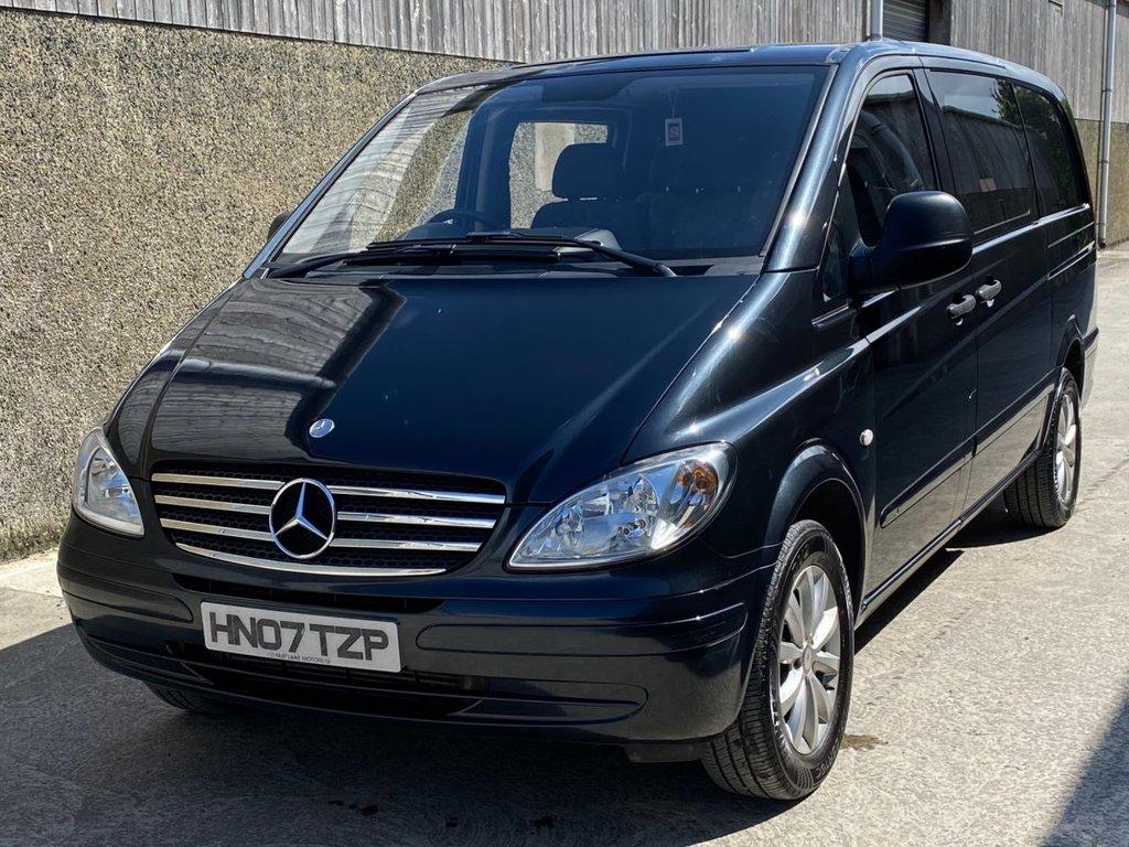 2007 Mercedes-Benz Vito 2.1 111 CDI LONG SWB Diesel Manual  – Fast Lane Motors NI Ballynahinch full