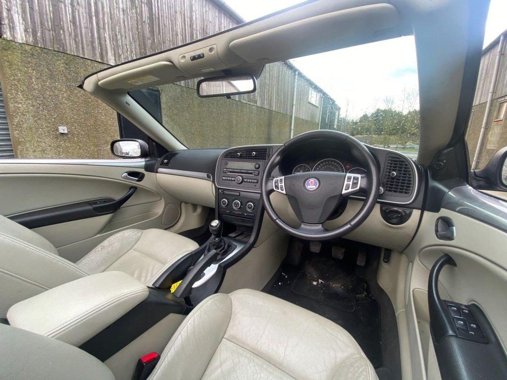 2007 Saab 9-3 1.9 VECTOR TID Diesel Manual  – Fast Lane Motors NI Ballynahinch full