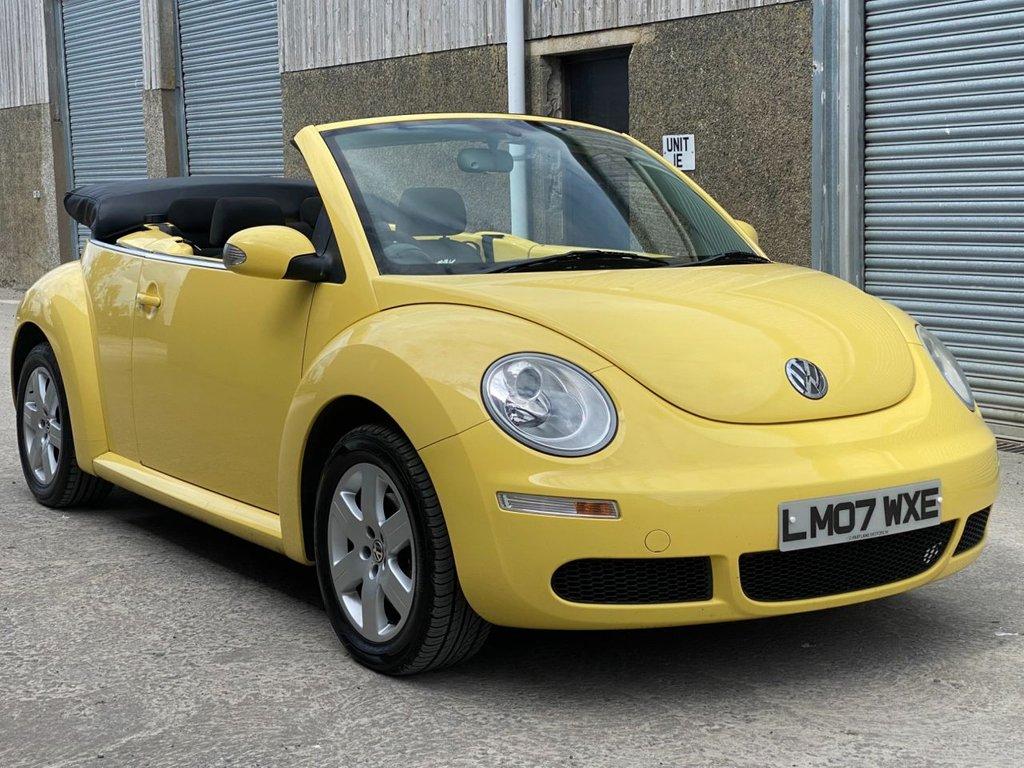 2007 Volkswagen Beetle 1.6 LUNA 8V Petrol Manual  – Fast Lane Motors NI Ballynahinch