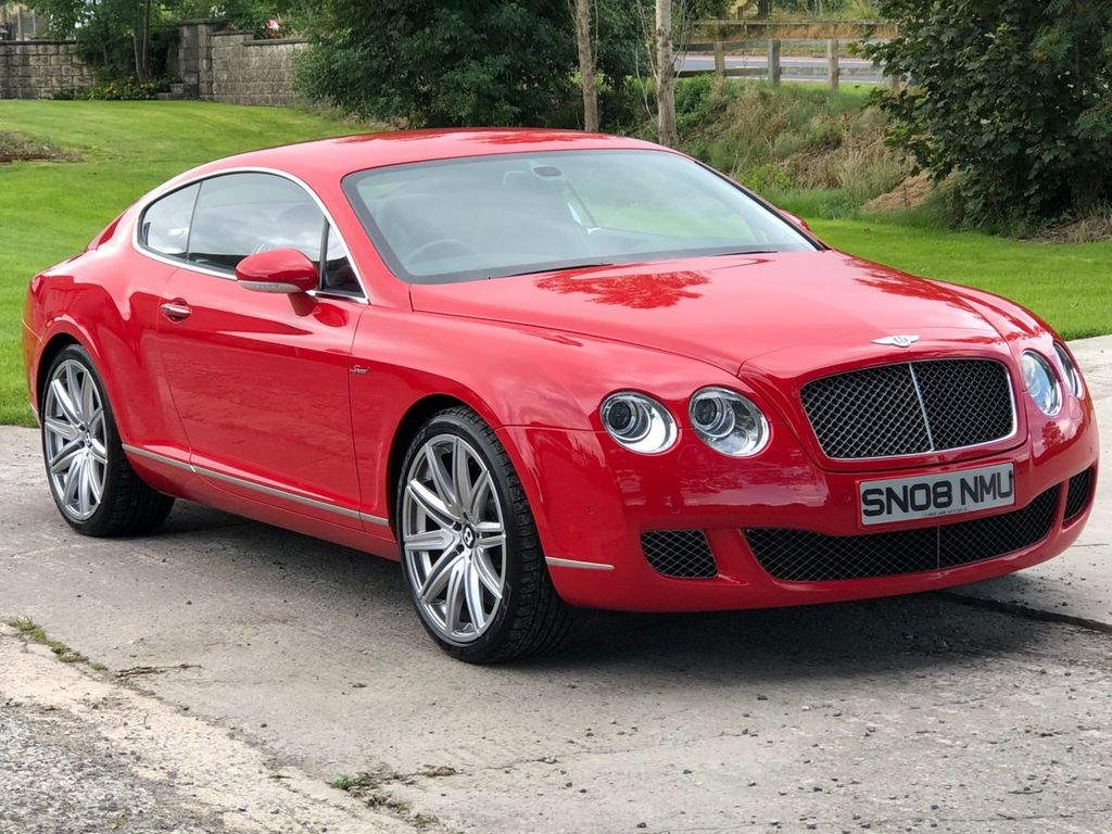2008 Bentley Continental 6.0 GT SPEED Petrol Automatic  – Fast Lane Motors NI Ballynahinch