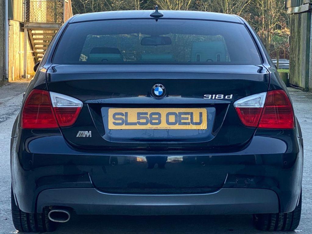 2008 BMW 3 Series 2.0 318D EDITION M SPORT Diesel Manual  – Fast Lane Motors NI Ballynahinch full