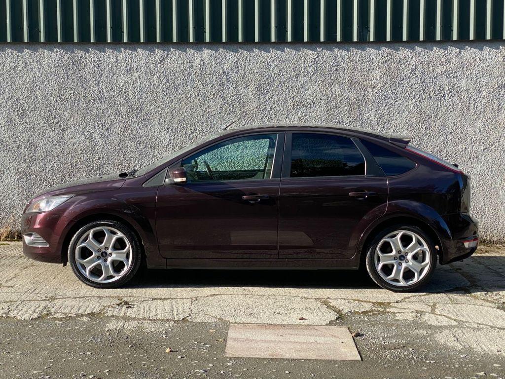 2008 Ford Focus 2.0 TITANIUM Petrol Manual  – Fast Lane Motors NI Ballynahinch full