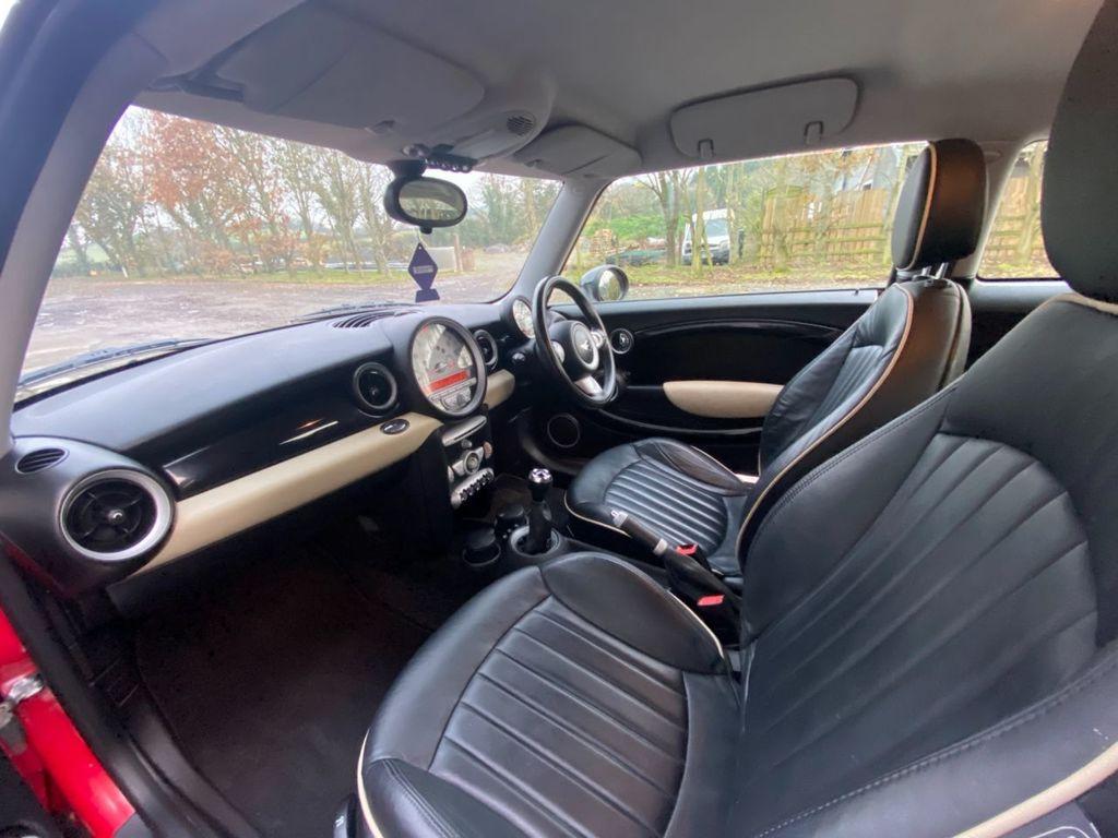 2008 MINI Cooper S HATCH COOPER 1.6 Petrol Manual  – Fast Lane Motors NI Ballynahinch full