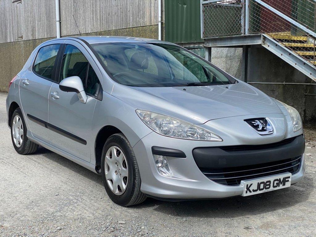 2008 Peugeot 308 1.6 S Petrol Automatic  – Fast Lane Motors NI Ballynahinch