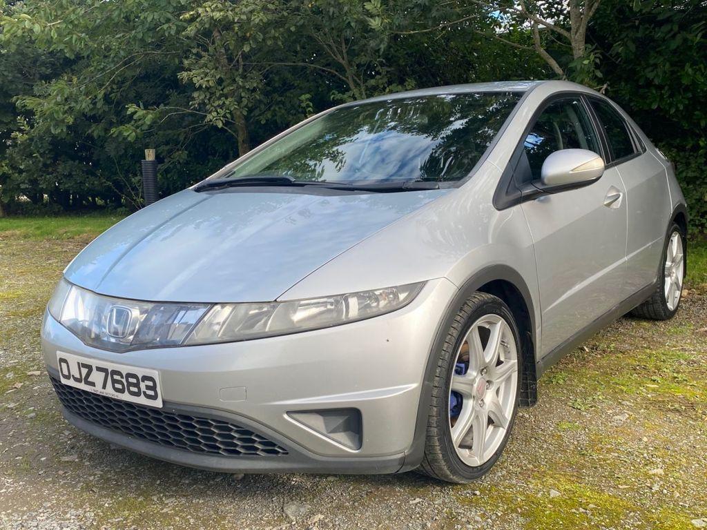 2009 Honda Civic 2.2 SE I-CTDI Diesel Manual  – Fast Lane Motors NI Ballynahinch full