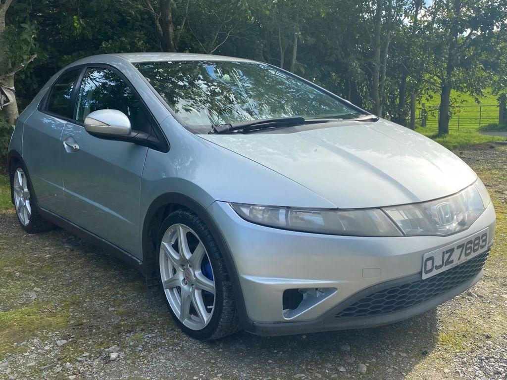 test22009 Honda Civic 2.2 SE I-CTDI Diesel Manual  – Fast Lane Motors NI Ballynahinch