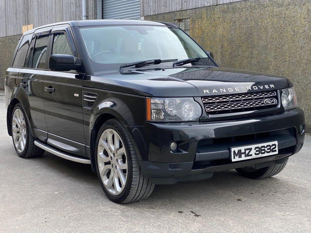 2009 Land Rover Range Rover Sport 3.0 TDV6 HSE Diesel Automatic  – Fast Lane Motors NI Ballynahinch