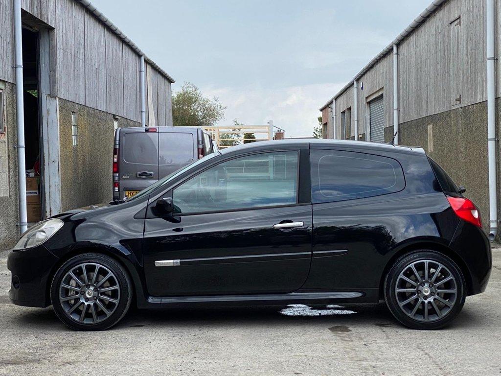 2009 Renault Clio 2.0 SPORT 197 Petrol Manual  – Fast Lane Motors NI Ballynahinch full