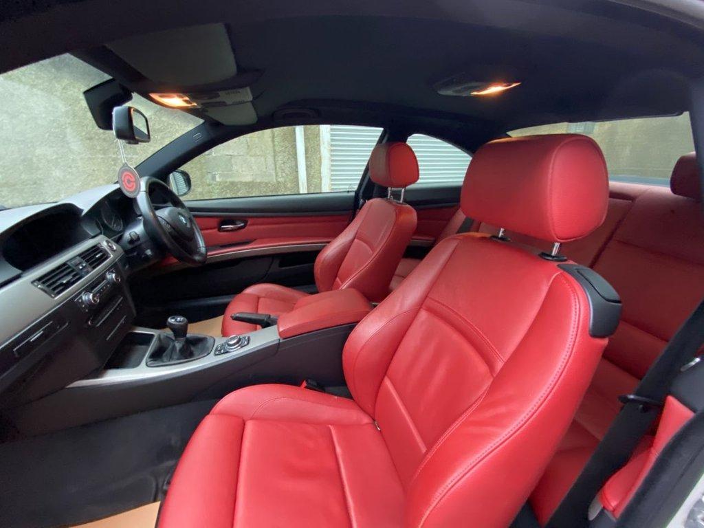 2011 BMW 3 Series 2.0 318I SPORT PLUS EDITION Petrol Manual  – Fast Lane Motors NI Ballynahinch full