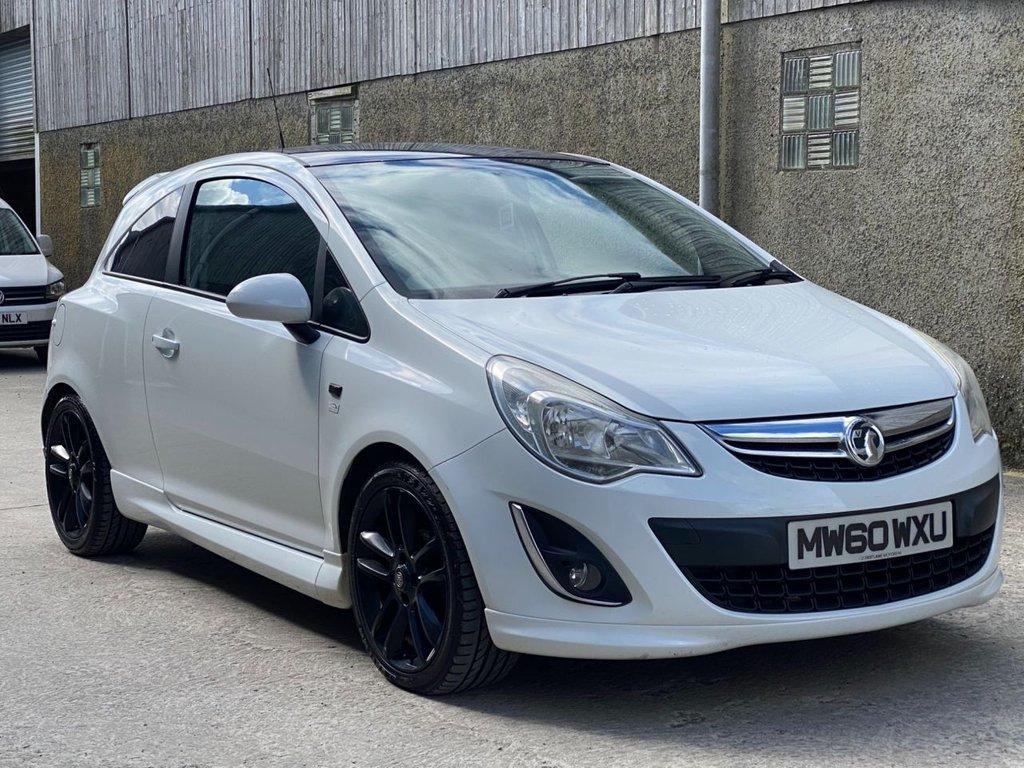 2011 Vauxhall Corsa 1.2 LIMITED EDITION Petrol Manual  – Fast Lane Motors NI Ballynahinch