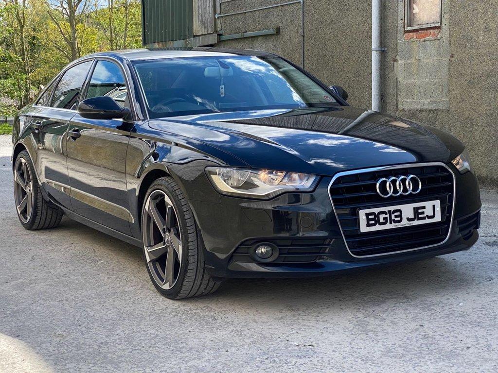 2013 Audi A6 2.0 TDI SE Diesel Manual  – Fast Lane Motors NI Ballynahinch