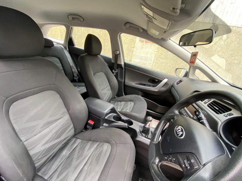 2013 Kia Ceed 1.4 CRDI 1 ECODYNAMICS Diesel Manual  – Fast Lane Motors NI Ballynahinch full