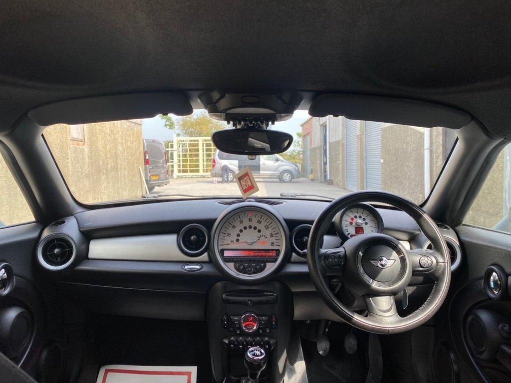 2013 MINI Cooper COUPE 1.6 Petrol Manual  – Fast Lane Motors NI Ballynahinch full