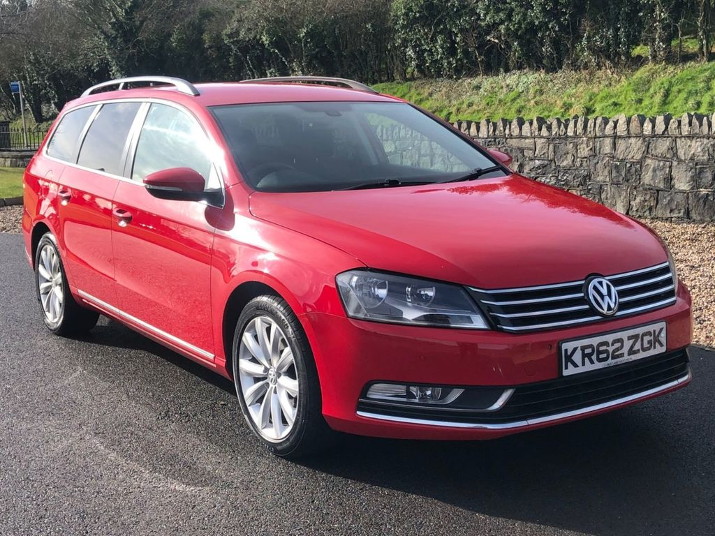 2013 Volkswagen Passat 2.0 HIGHLINE TDI BLUEMOTION TECHNOLOGY Diesel Manual  – Fast Lane Motors NI Ballynahinch