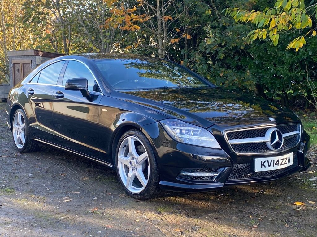 2014 Mercedes-Benz S Class CL 3.0 CLS350 CDI BLUEEFFICIENCY AMG SPORT Diesel Automatic  – Fast Lane Motors NI Ballynahinch