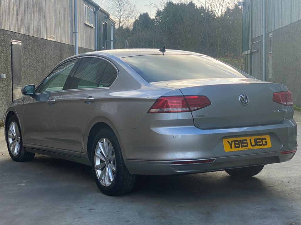 2015 Volkswagen Passat 2.0 SE BUSINESS TDI BLUEMOTION TECHNOLOGY Diesel Manual  – Fast Lane Motors NI Ballynahinch full