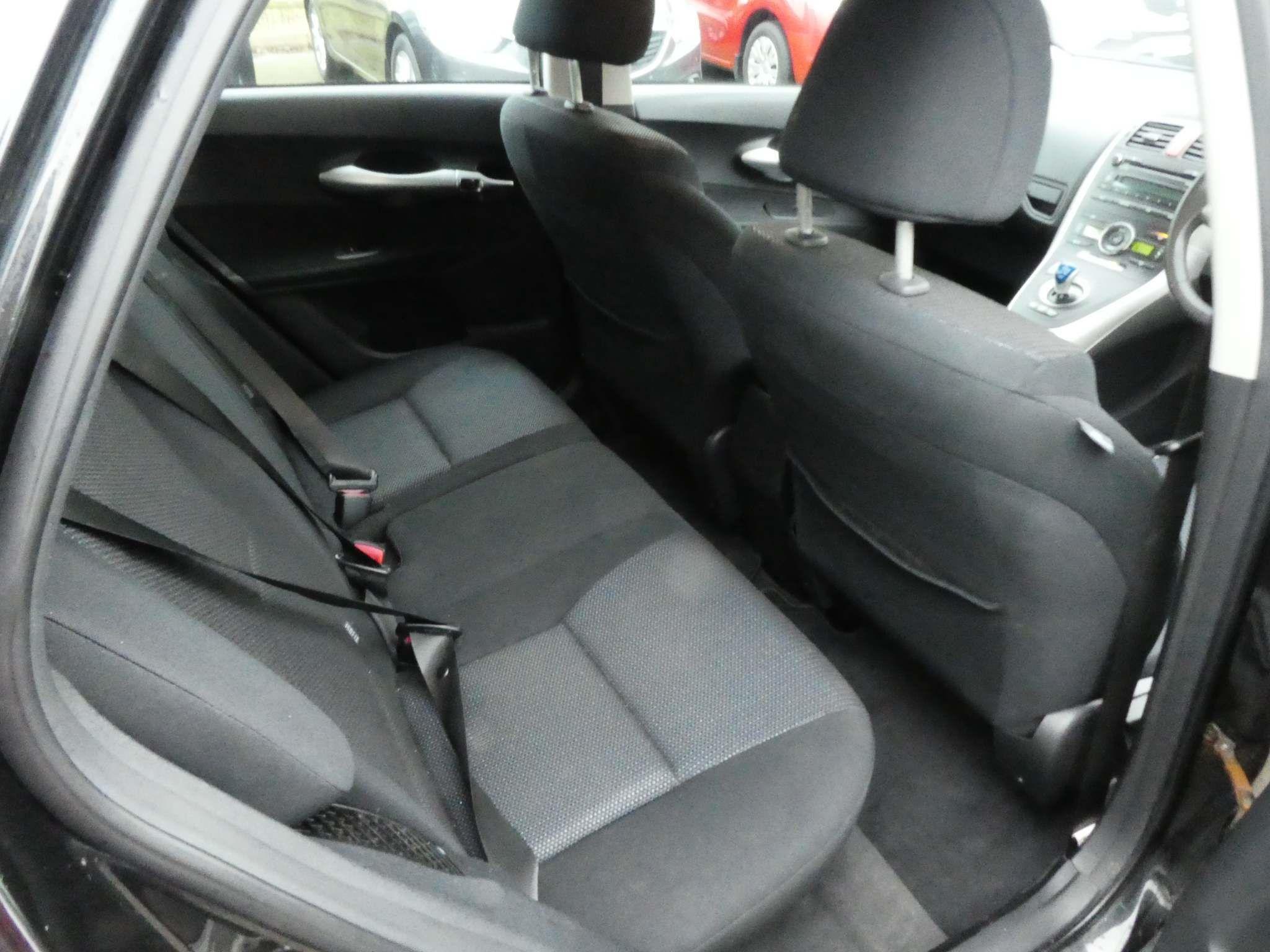 2011 TOYOTA Auris 1.8 T4 CVT Hybrid – Petrol/Electric Automatic only 65000 miles full history – FC Motors 52 Carntall Rd, Newtownabbey BT36 5SD full
