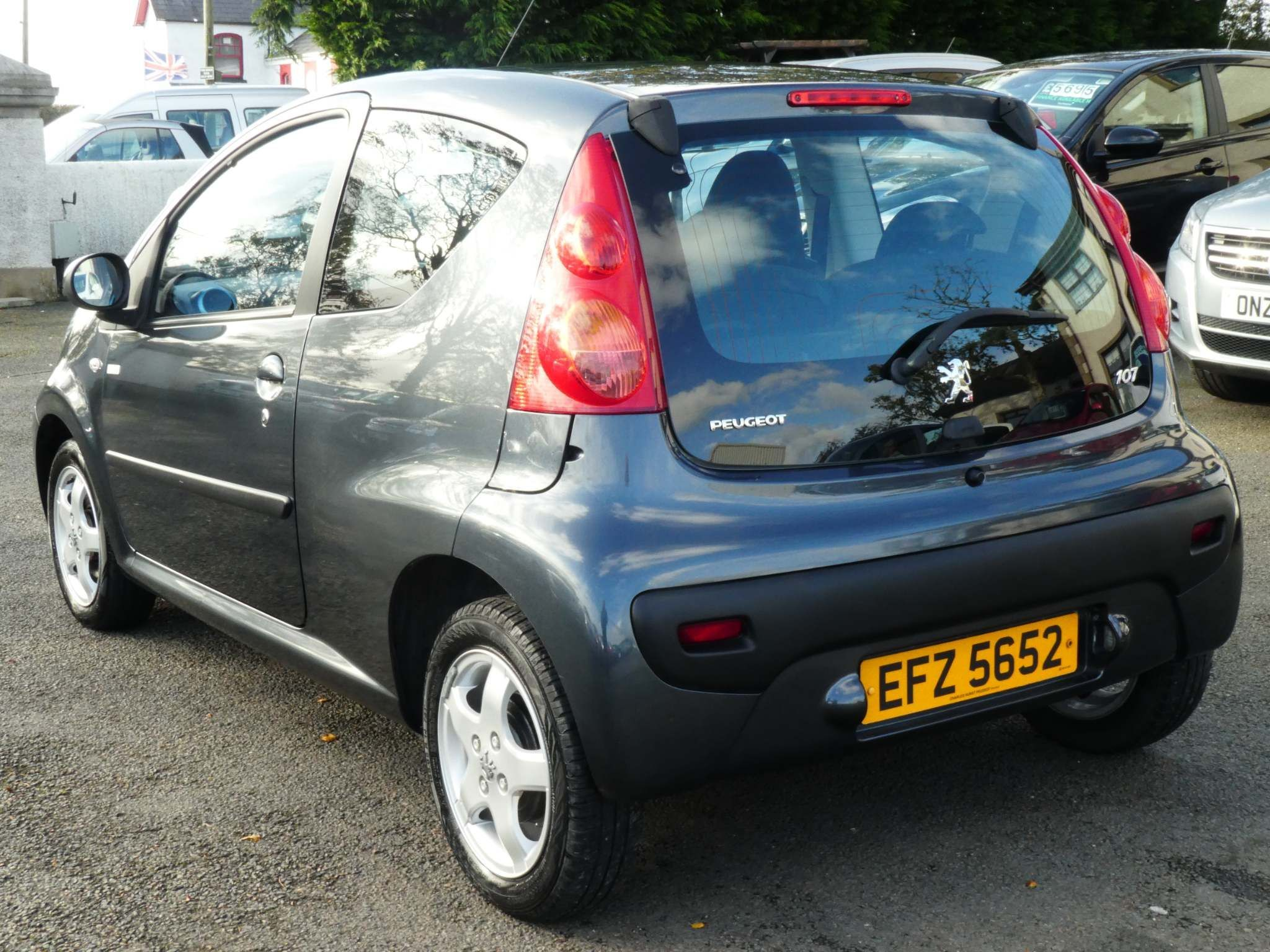 2010 PEUGEOT 107 1.0 12v Millesim Petrol Manual ONLY 23000 MILES – FC Motors 52 Carntall Rd, Newtownabbey BT36 5SD full