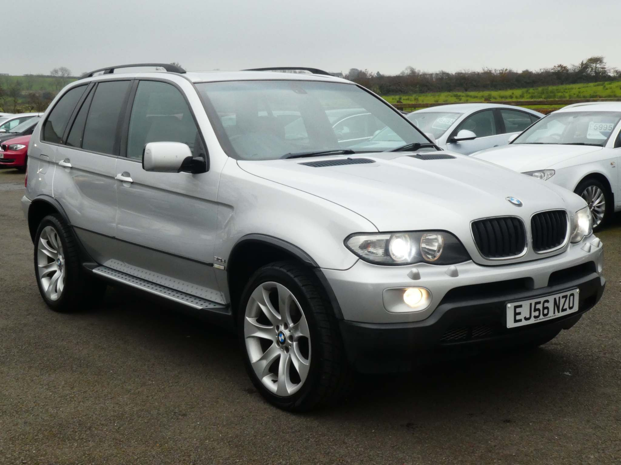 2006 BMW X5 3.0 d Sport Diesel Automatic excellent example – FC Motors 52 Carntall Rd, Newtownabbey BT36 5SD