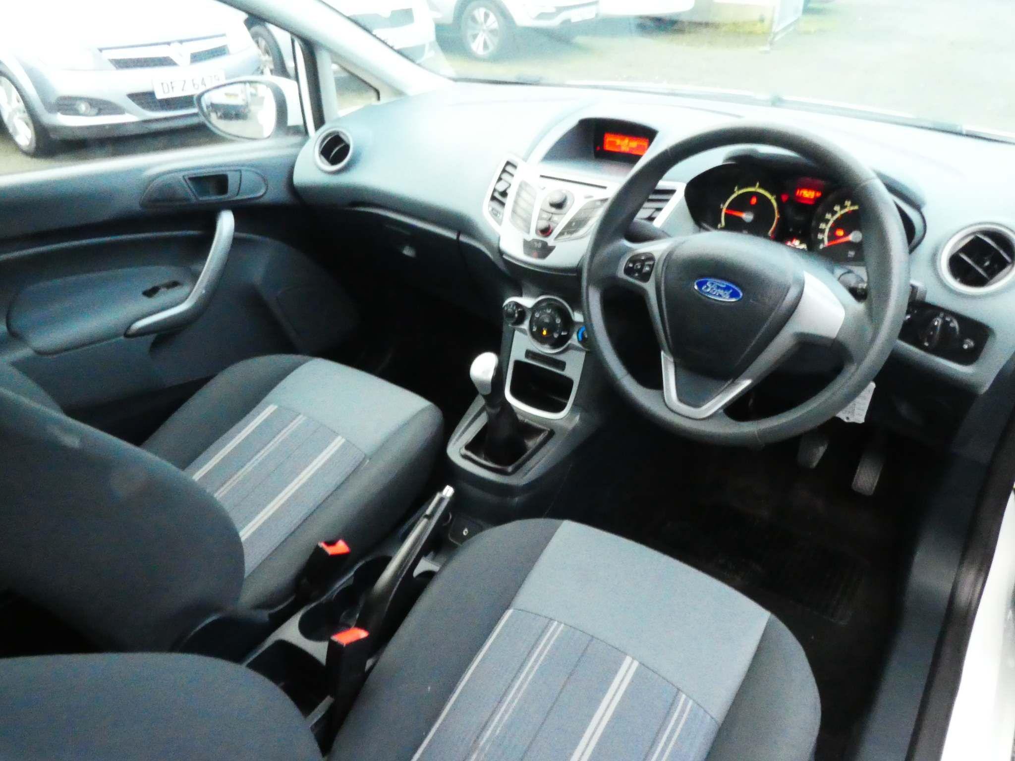 2009 FORD Fiesta 1.6 TDCi ECOnetic DPF Edge Diesel Manual free road tax model – FC Motors 52 Carntall Rd, Newtownabbey BT36 5SD full