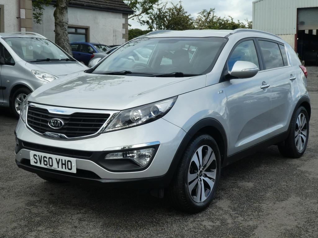 2010 Kia Sportage 2 0 First Edition Awd 4 Wheel Drive Only