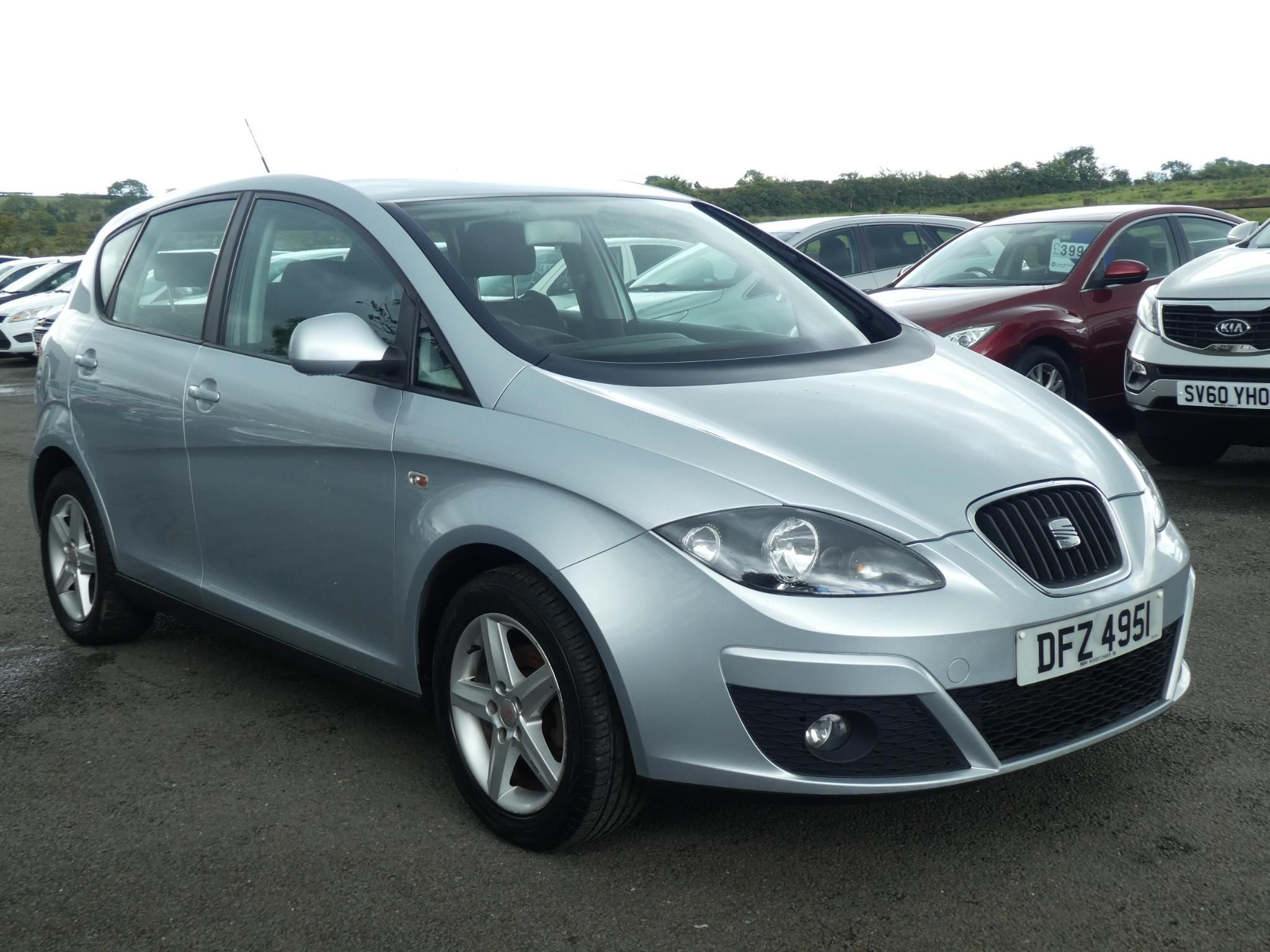 2010 SEAT Altea 1.6 S Emocion Petrol Manual only 58000 miles – FC Motors 52 Carntall Rd, Newtownabbey BT36 5SD full