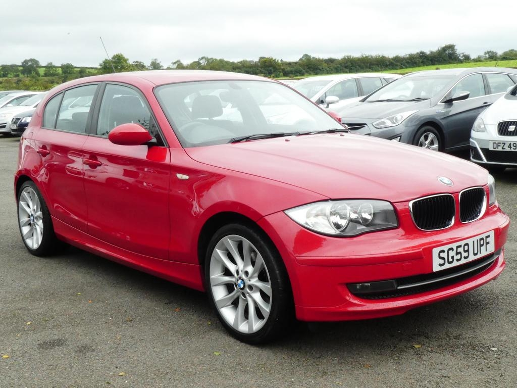 2009 BMW 1 Series 2.0 118d Sport Diesel Automatic automatic only 63000 miles – FC Motors 52 Carntall Rd, Newtownabbey BT36 5SD