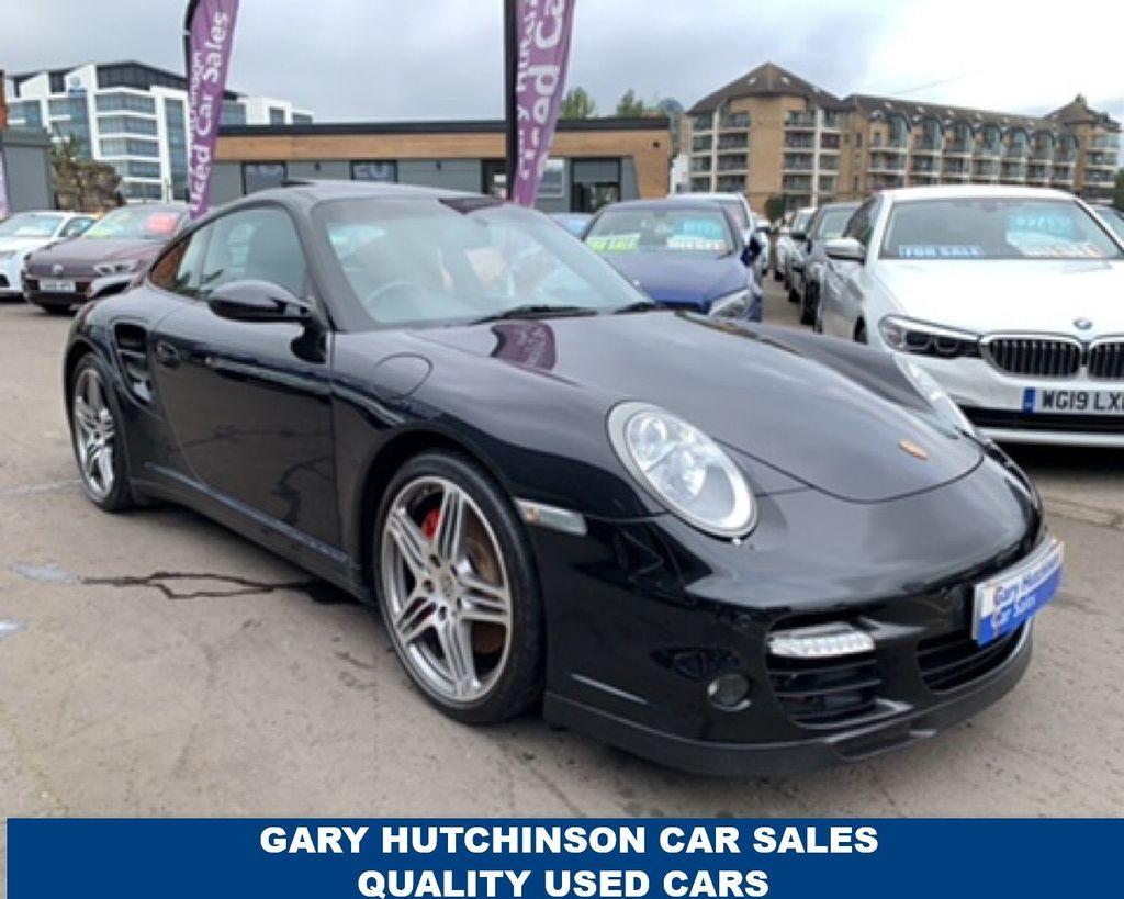 2007 Porsche 911 TURBO 3.6 TIPTRONIC S r Petrol Automatic  – Gary Hutchinson Car Sales Belfast