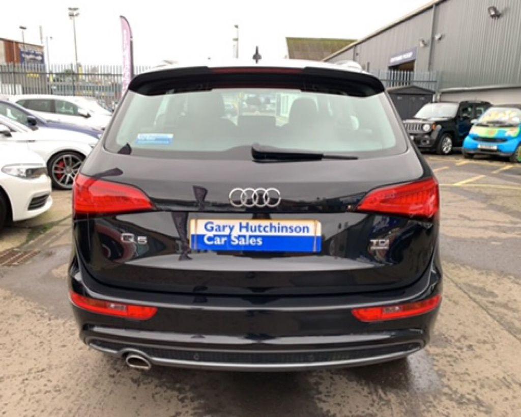 2012 Audi Q5 H   2.0 TDI QUATTRO S LINE S/S Diesel Manual  – Gary Hutchinson Car Sales Belfast full