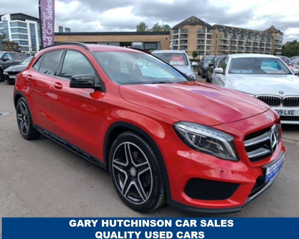 2014 Mercedes-Benz A Class GLA-CLASS GLA220 CDI  4MATIC AMG LINE PREMIUM Diesel Semi Auto  – Gary Hutchinson Car Sales Belfast