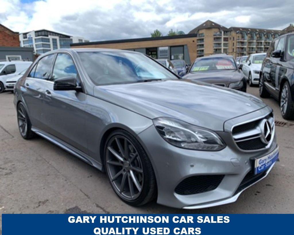 2014 Mercedes-Benz E Class E-CLASS 2.1 E220 CDI AMG SPORT Diesel Automatic  – Gary Hutchinson Car Sales Belfast