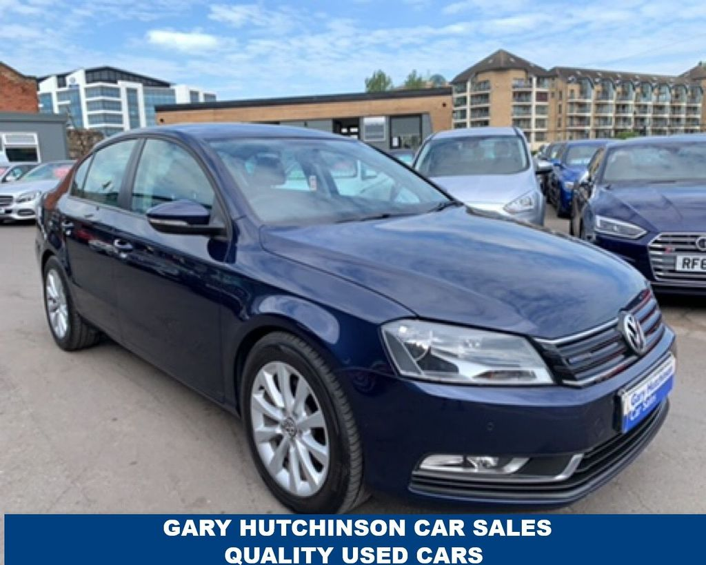 2014 Volkswagen Passat 1.6 TDI BLUEMOTION Diesel Manual  – Gary Hutchinson Car Sales Belfast