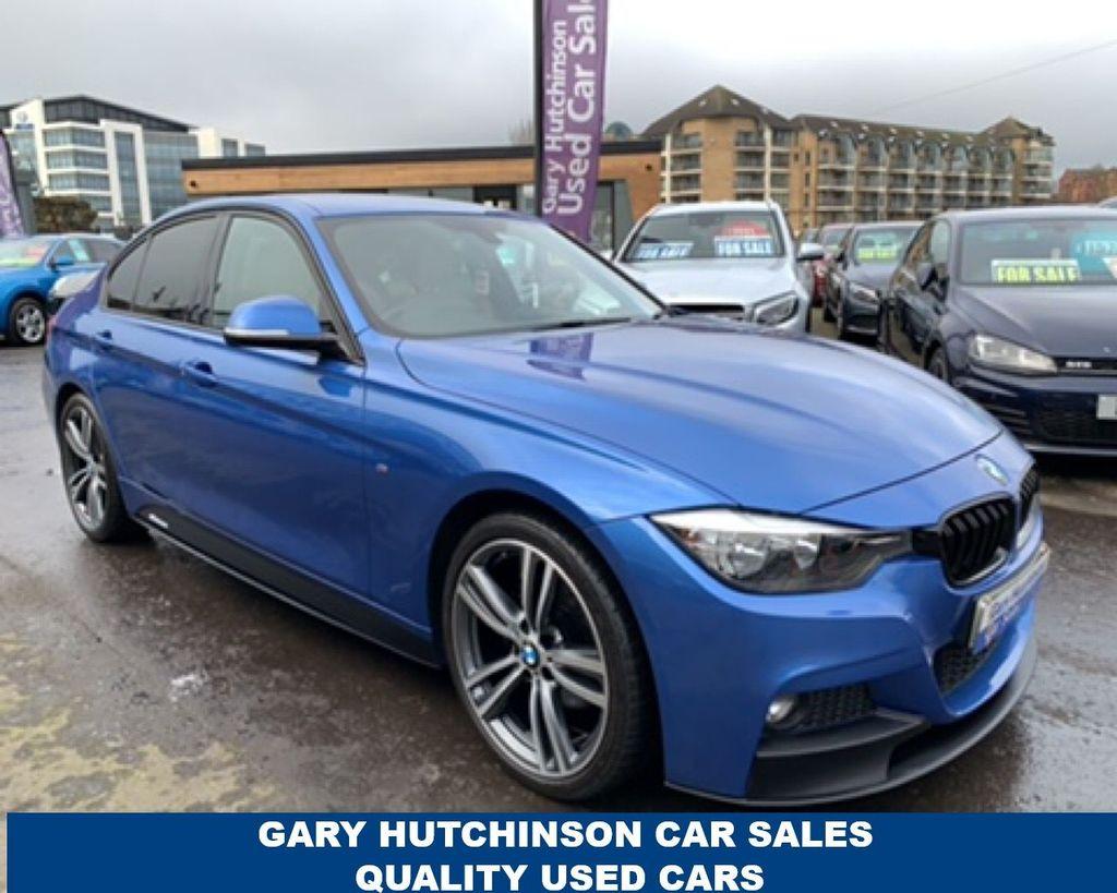 2015 BMW 3 Series 2.0 320D M SPORT Diesel Automatic  – Gary Hutchinson Car Sales Belfast