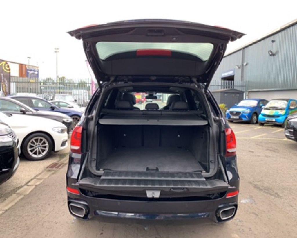 2015 BMW X5 3.0D XDRIVE M SPORT Diesel Automatic  – Gary Hutchinson Car Sales Belfast full