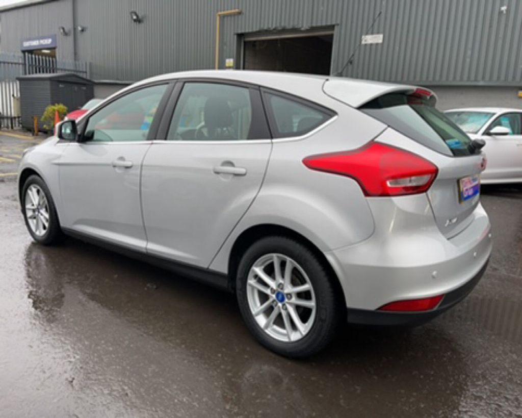 2015 Ford Focus 1.0 ZETEC Petrol Manual  – Gary Hutchinson Car Sales Belfast full