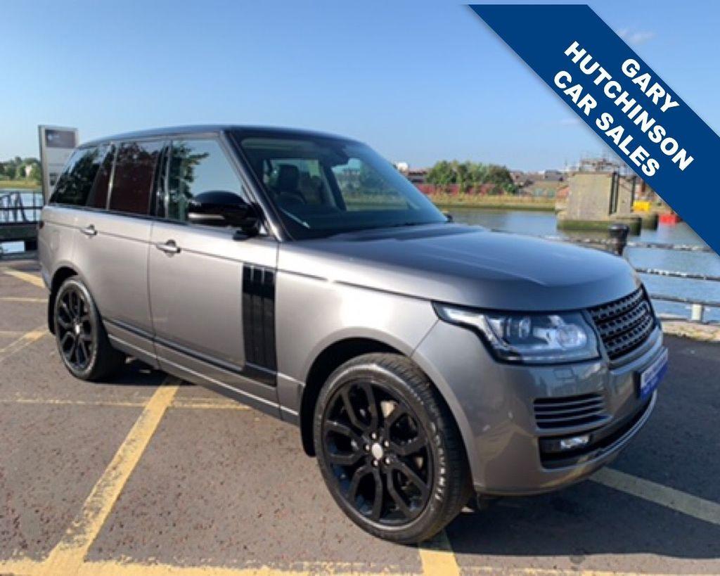 2015 Land Rover Range Rover 3.0 TDV6 VOGUE Diesel Automatic  – Gary Hutchinson Car Sales Belfast