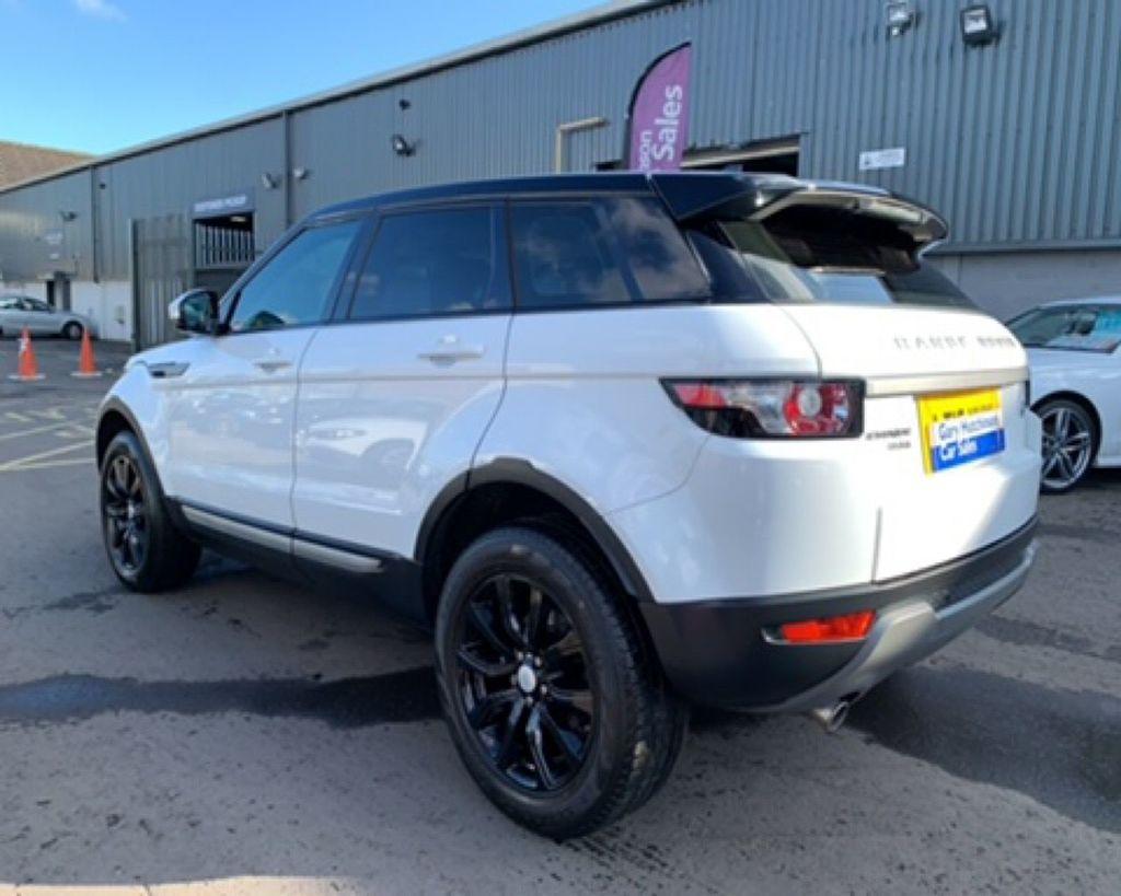 2015 Land Rover Range Rover Evoque 2.2 ED4 PURE TECH Diesel Manual  – Gary Hutchinson Car Sales Belfast full