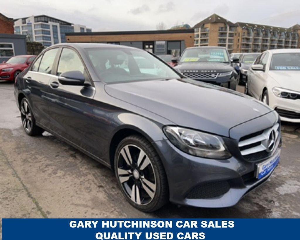 2015 Mercedes-Benz C Class C-CLASS C220 CDI BLUETEC SE Diesel Automatic  – Gary Hutchinson Car Sales Belfast
