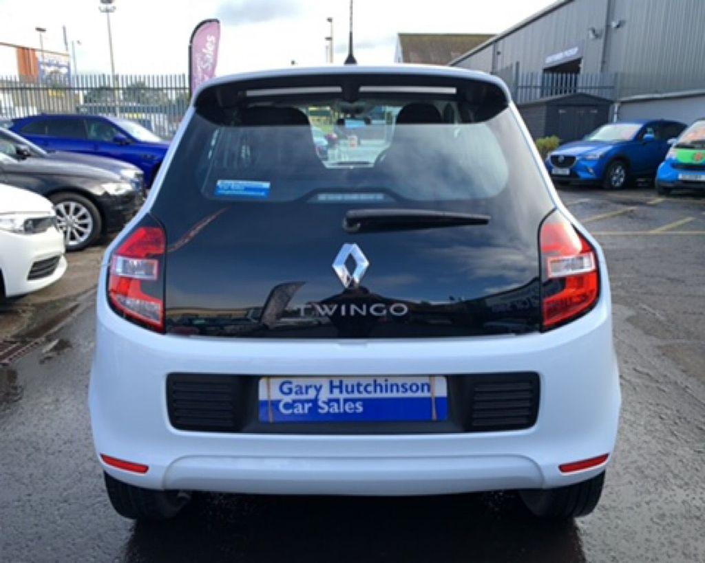 2015 Renault Twingo 1.0 PLAY SCE Petrol Manual  – Gary Hutchinson Car Sales Belfast full