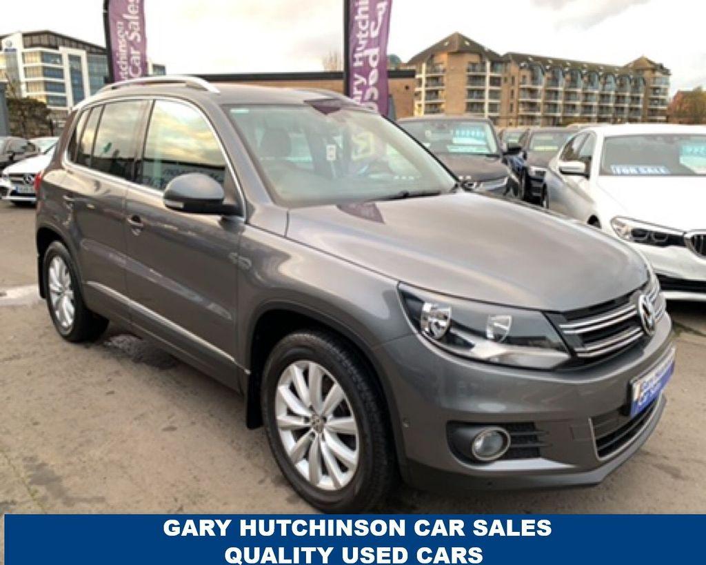 2015 Volkswagen Tiguan 2.0 MATCH TDI BLUEMOTION TECHNOLOGY Diesel Manual  – Gary Hutchinson Car Sales Belfast