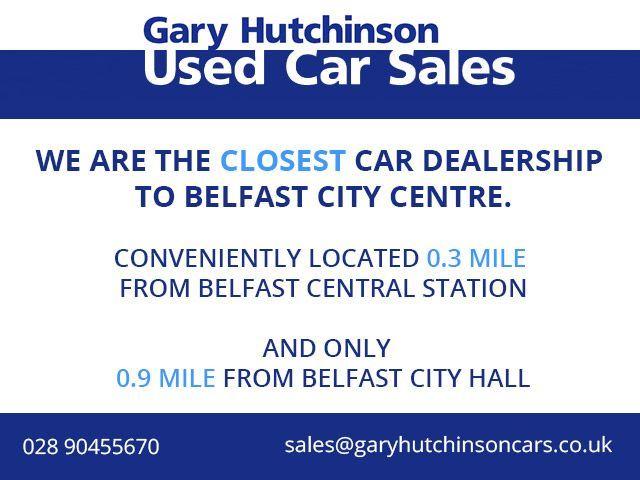 2016 Audi A1 1.6 TDI SE SPORTBACK  MATIC Diesel Semi Auto  – Gary Hutchinson Car Sales Belfast full