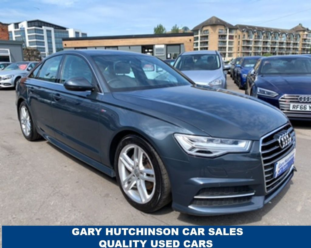 2016 Audi A6 2.0 TDI ULTRA S LINE Diesel Manual  – Gary Hutchinson Car Sales Belfast