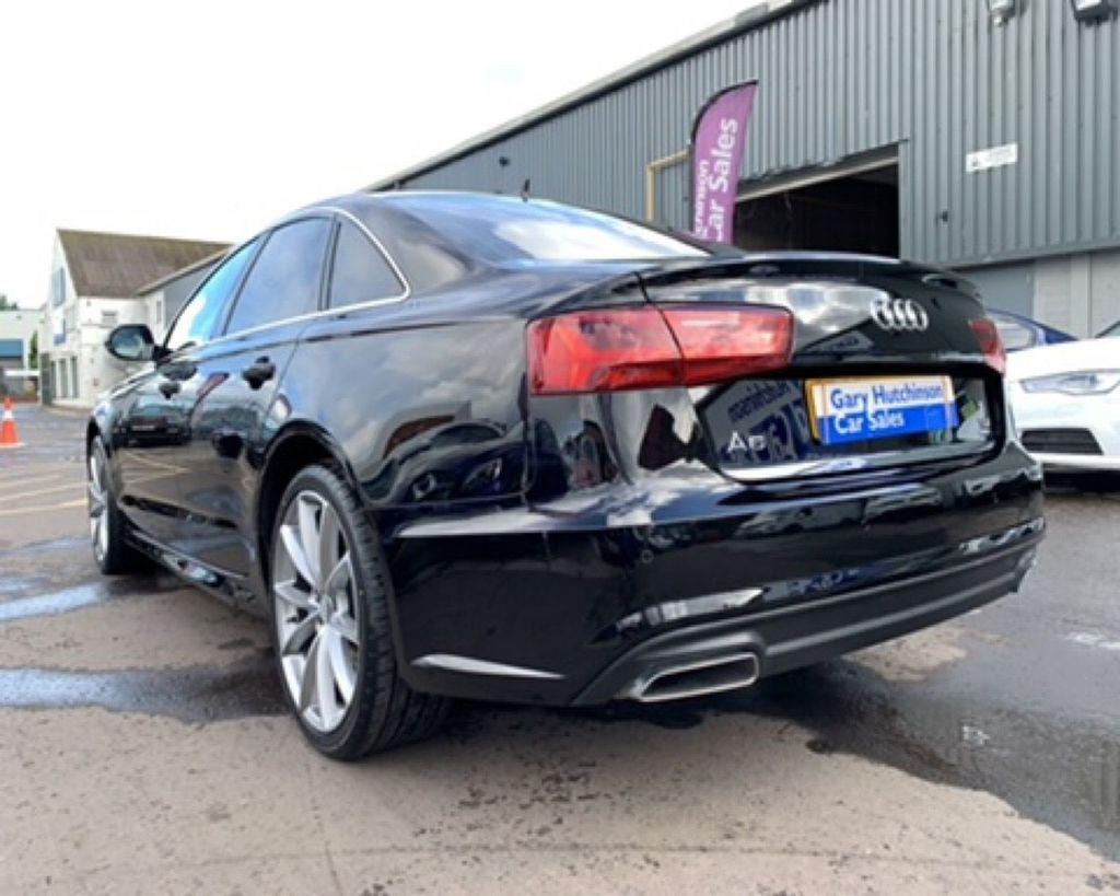 2016 Audi A6 2.0 TDI ULTRA SE Diesel Manual  – Gary Hutchinson Car Sales Belfast full