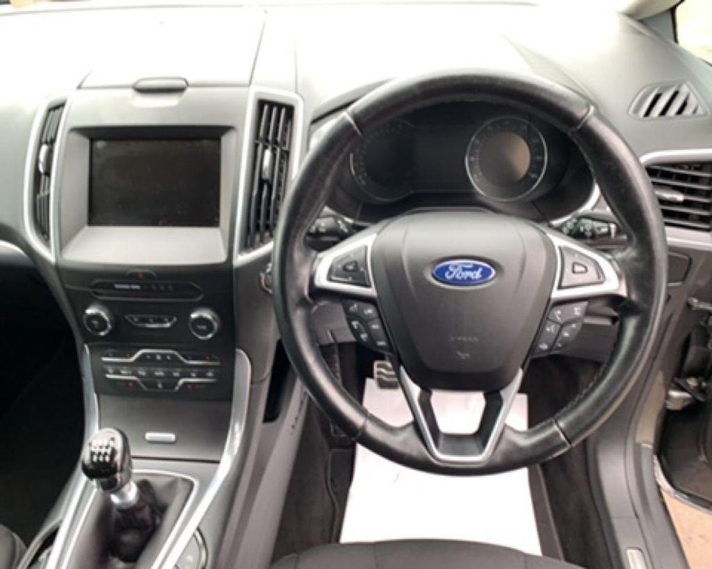 2016 Ford S-Max 2.0 TDCI TITANIUM SPORT Diesel Manual  – Gary Hutchinson Car Sales Belfast full