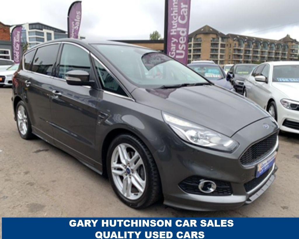 2016 Ford S-Max 2.0 TDCI TITANIUM SPORT Diesel Manual  – Gary Hutchinson Car Sales Belfast